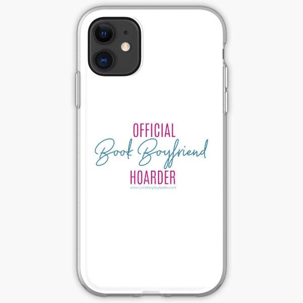 Book Boyfriend Hoarder iPhone Soft Case