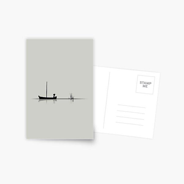 "Limbo #1 ""Boat"" Postcard"