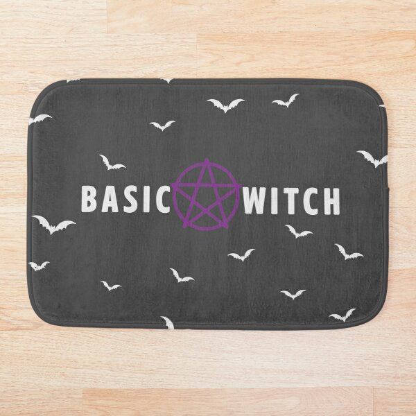 Basic Witch Bath Mat