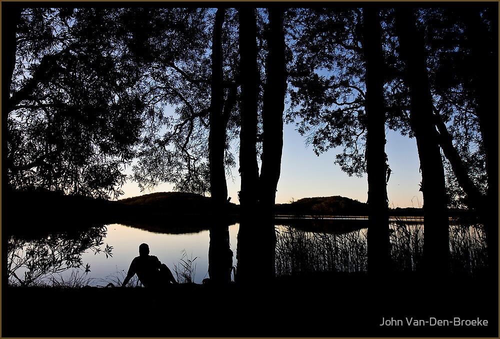 Guess Who - reflecting by John Van-Den-Broeke