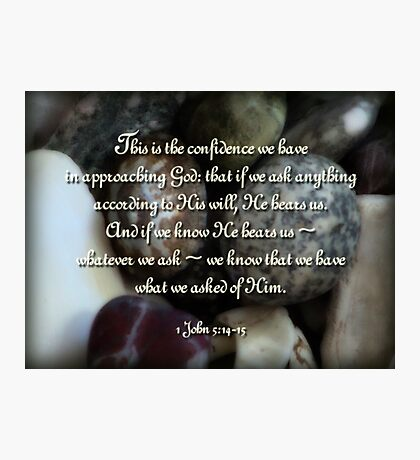 Prayer of Hope (for serenity57) Photographic Print