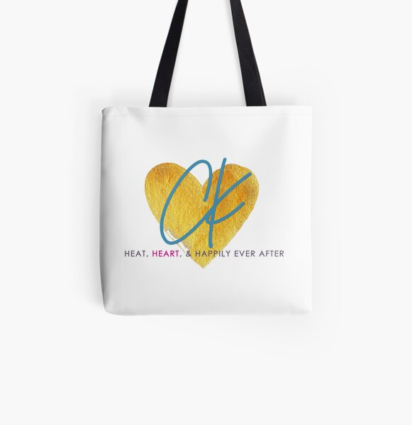 Claire Kingsley All Over Print Tote Bag