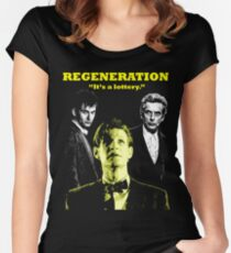 Regeneration Women's Fitted Scoop T-Shirt