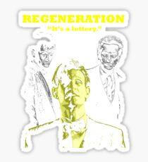 Regeneration Sticker