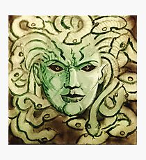 Gorgon Photographic Print