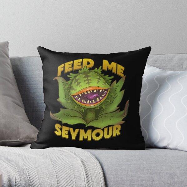 Big Bad Mother Throw Pillow