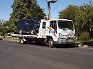Isuzu FRR600L Tilt-Tray 9285TT by Joe Hupp