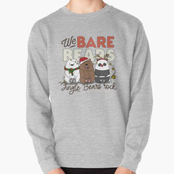 We Bare Bears ,Christmas Sudadera sin capucha