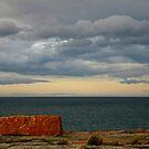 sunset. eastcoast, tasmania by tim buckley   bodhiimages