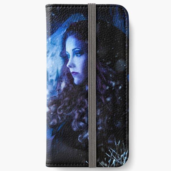 Winter Magick iPhone Wallet