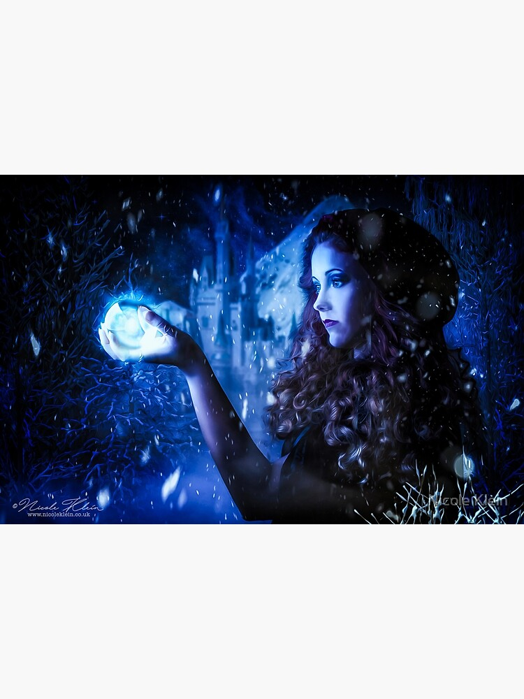 Winter Magick by hourglassnicole