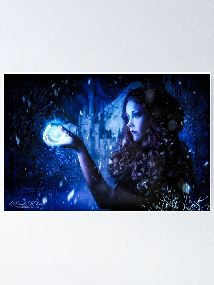 Alternate view of Winter Magick Poster