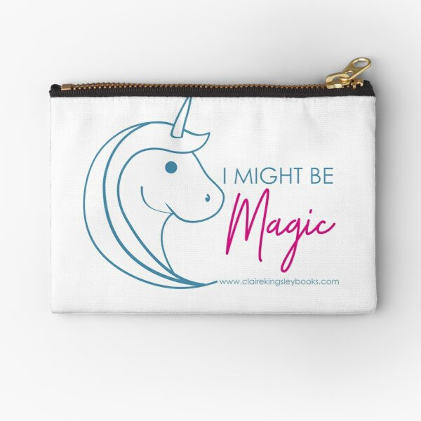 Might be Magic Zipper Pouch