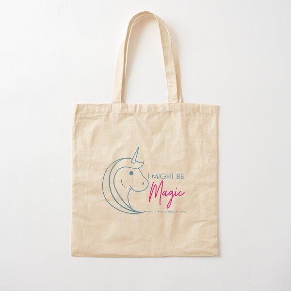 Might be Magic Cotton Tote Bag