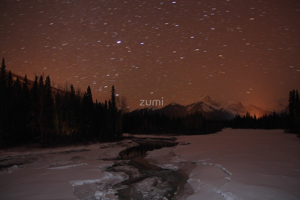 Light pollution by zumi