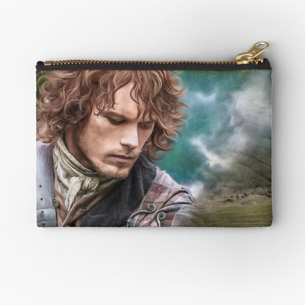 The heroes will return Zipper Pouch