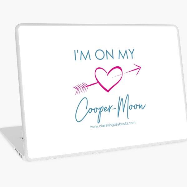 Cooper-Moon Laptop Skin