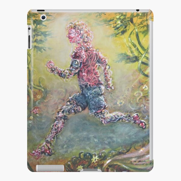 Run to your own beat iPad Snap Case