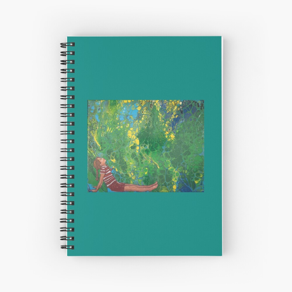 Minnesota childhood Spiral Notebook