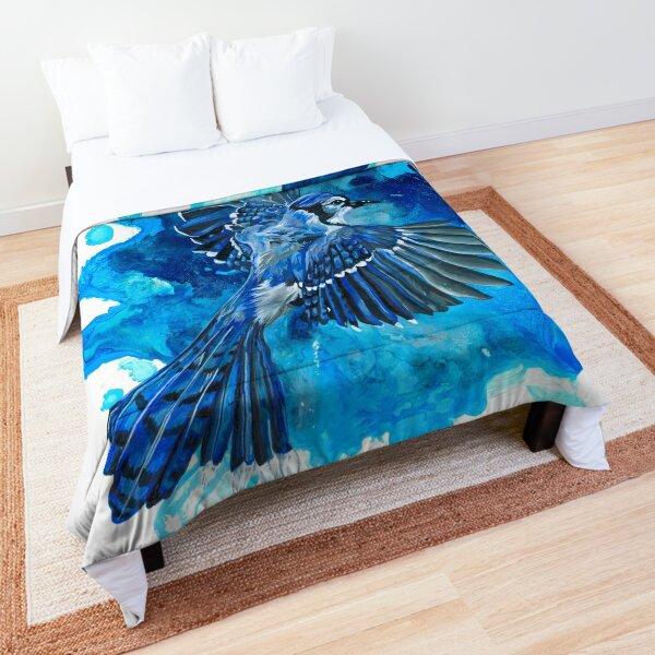 Blue Jay Comforter