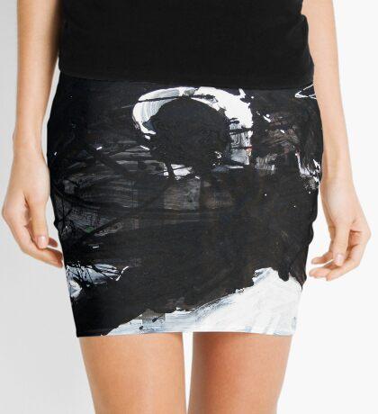 Black Horse 4 Mini Skirt