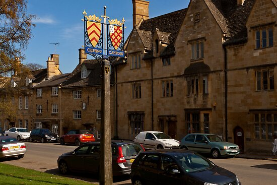 Chipping Campden  Cotswolds UK  by James  Key