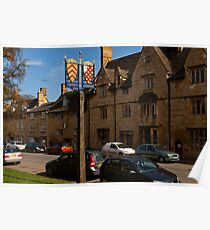 Chipping Campden  Cotswolds UK  Poster