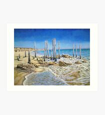 Willunga Art Print
