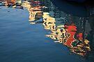 Burano Reflections by Tiffany Dryburgh