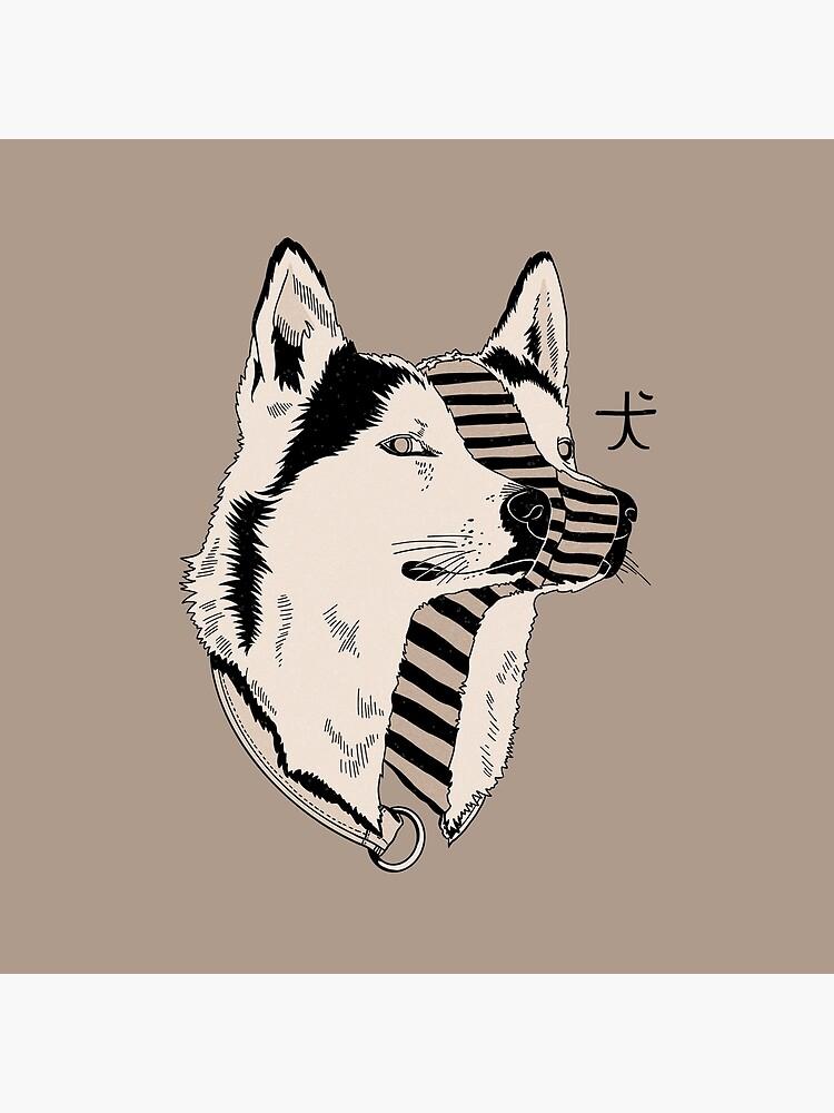 Husky by Stirpel
