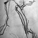Sketch Book - Horse by Hekla Hekla