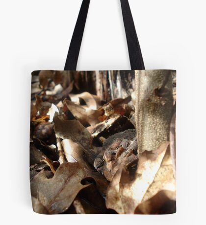 Master of Camouflage Tote Bag