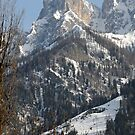 The Dolomites -2- by Bertspix1