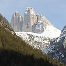 The Dolomites -3- by Bertspix1