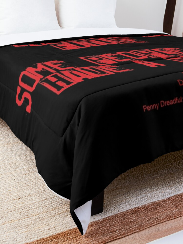 Alternate view of Penny Dreadful - Not everyone has a future Comforter