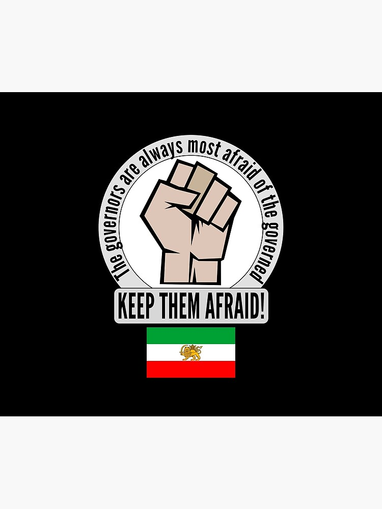 Support the fight for freedom in Iran! by andyrenard