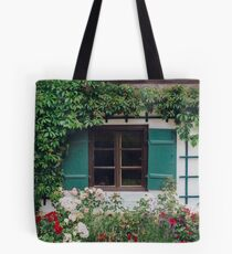 The Charming Garden Tote Bag