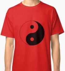 """Yin Yang"" Clothing Classic T-Shirt"