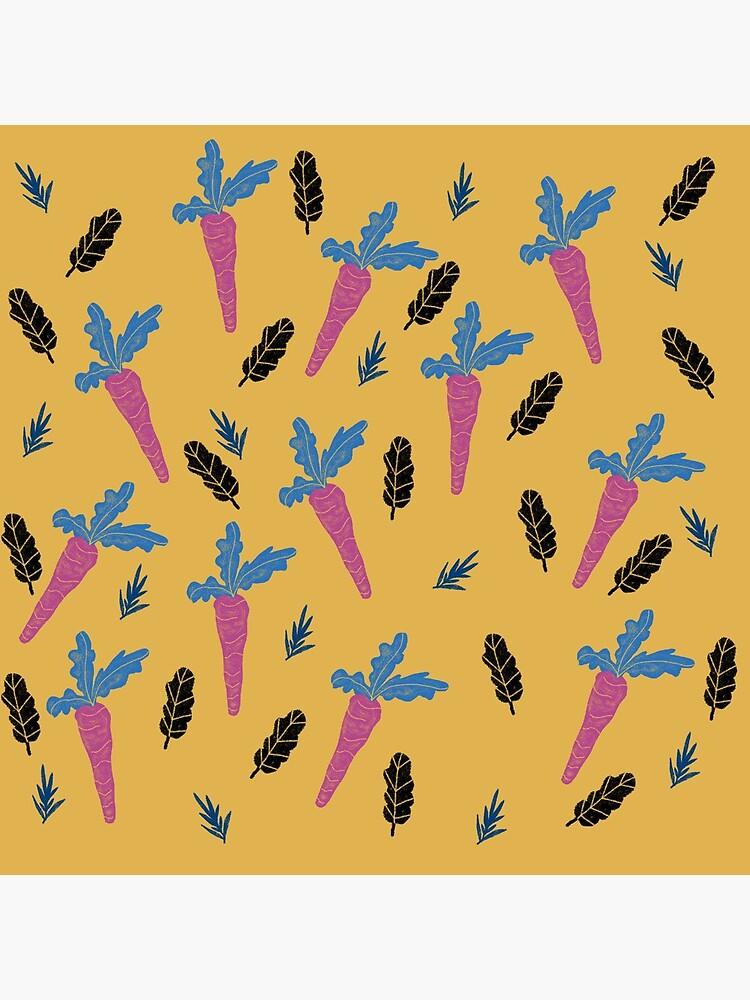 Carrots pattern  by spoto