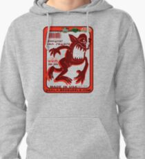 usa california tshirt by rogers bros Pullover Hoodie