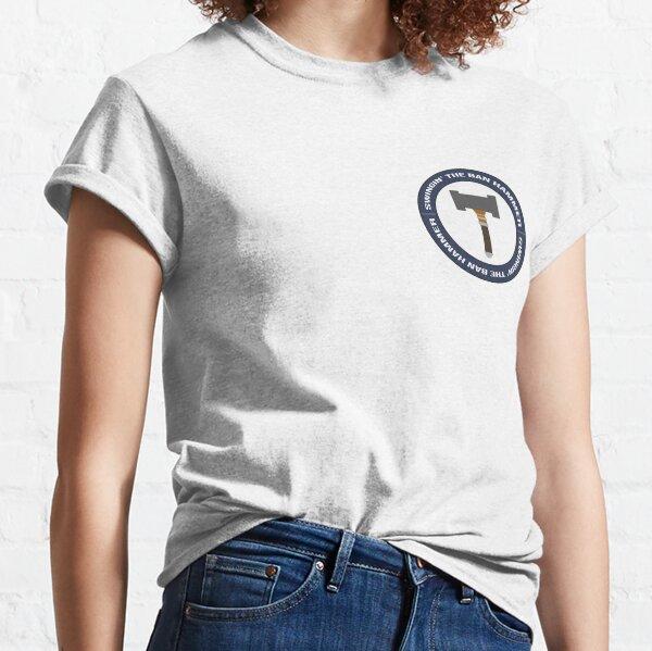 Swingin' The BanHammer Classic T-Shirt