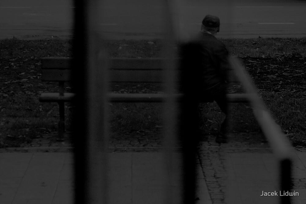 unknown man 9 by Jacek Lidwin