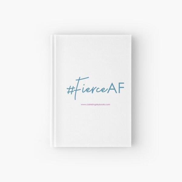 Fierce AF Hardcover Journal