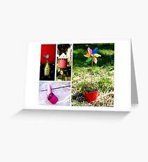 Garden Notes Greeting Card