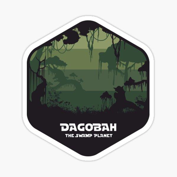 Dagobah  Sticker