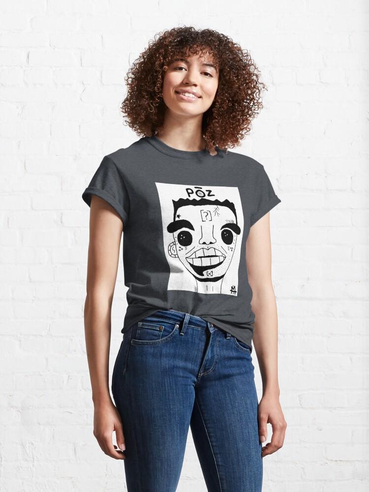 Alternate view of Scykosiz - POSE Classic T-Shirt