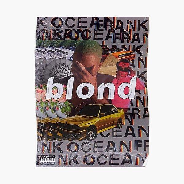 блонд Poster