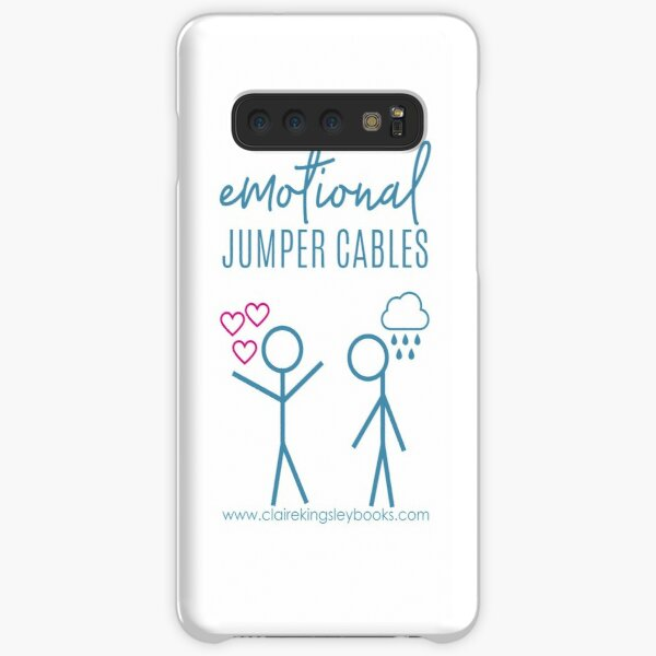 Emotional Jumper Cables Samsung Galaxy Snap Case