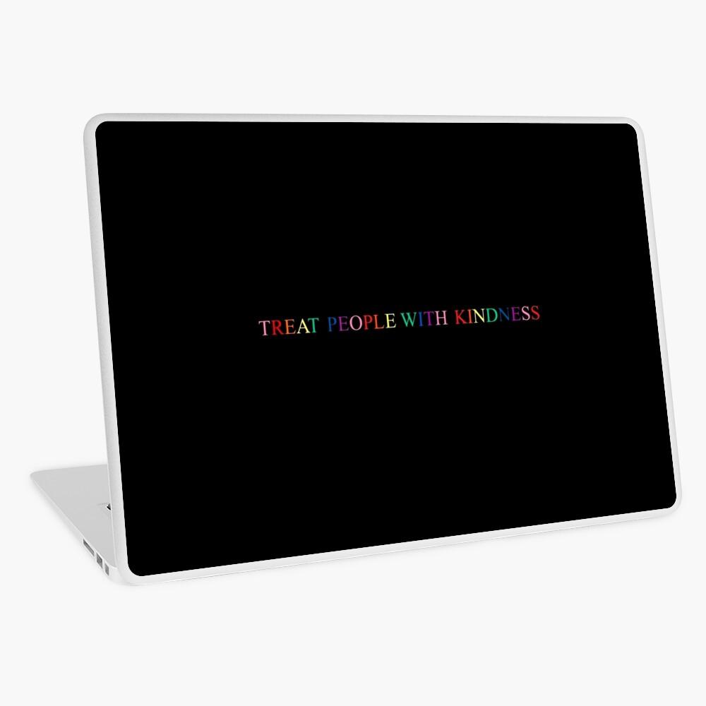tpwk rainbow Laptop Skin