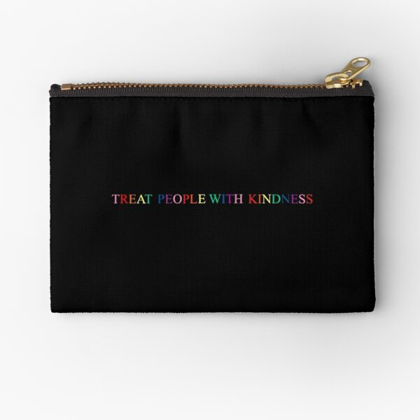 tpwk rainbow Zipper Pouch